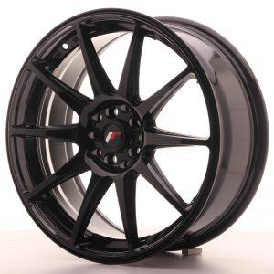JR Wheels JR11 18x7,5 ET35 5x100/120 Gloss Black