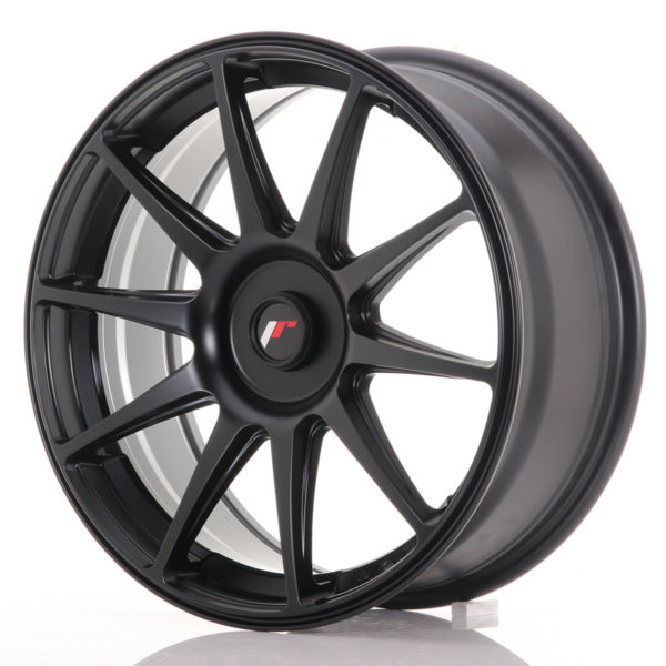 JR Wheels JR11 18x7,5 ET35-40 BLANK Flat Black