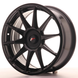 JR Wheels JR11 18x7,5 ET35-40 BLANK Gloss Black