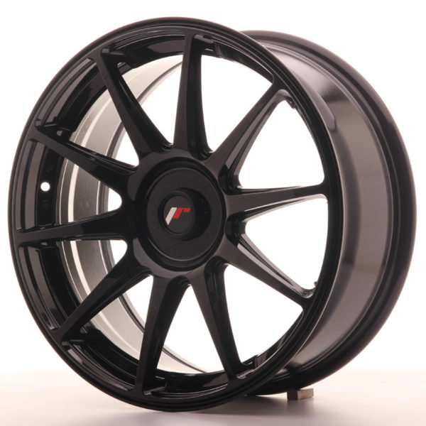JR Wheels JR11 18x7,5 ET35-40 BLANK Gloss Black