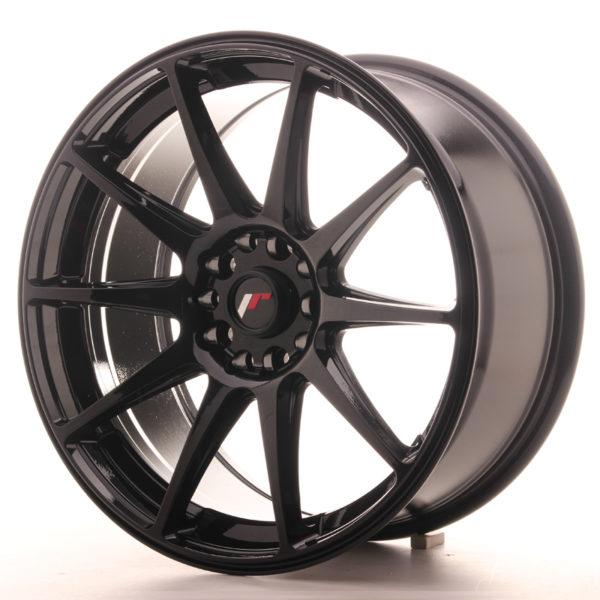 JR Wheels JR11 18x8,5 ET30 4x108/114,3 Gloss Black