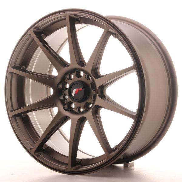 JR Wheels JR11 18x8,5 ET30 5x114/120 Dark Bronze