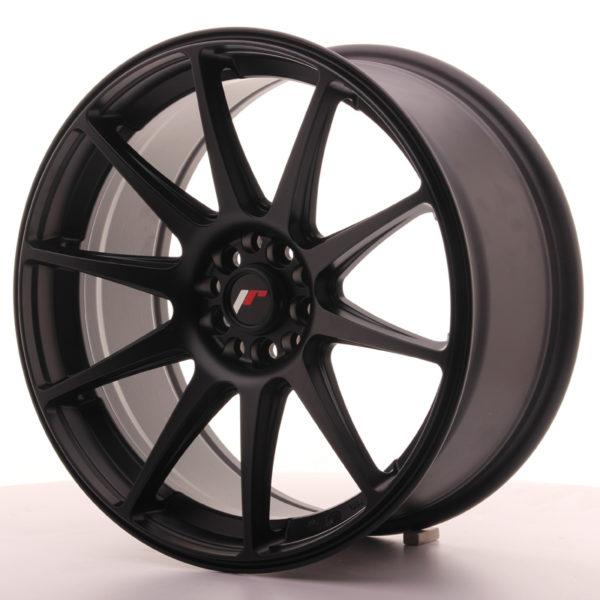 JR Wheels JR11 18x8,5 ET30 5x114/120 Flat Black