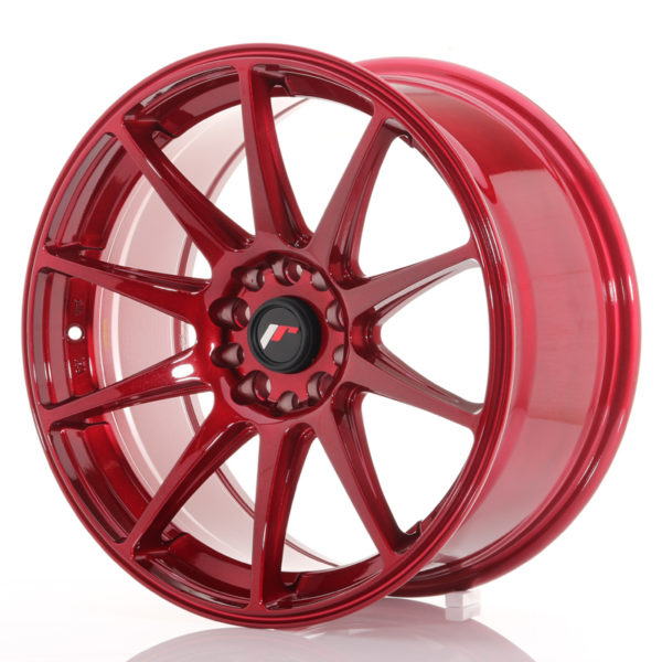 JR Wheels JR11 18x8,5 ET30 5x114/120 Platinum Red