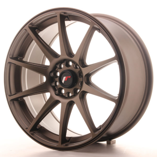 JR Wheels JR11 18x8,5 ET40 5x112/114 Dark Bronze