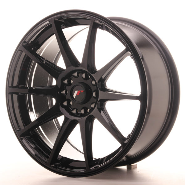 JR Wheels JR11 18x8,5 ET40 5x112/114 Gloss Black