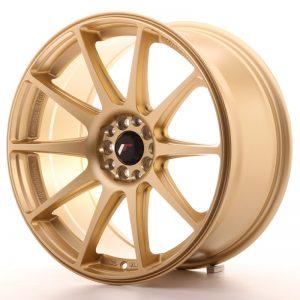 JR Wheels JR11 18x8,5 ET40 5x112/114 Gold