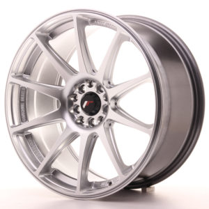 JR Wheels JR11 18x8,5 ET40 5x112/114 Silver Machined Face