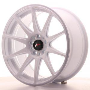 JR Wheels JR11 18x8,5 ET40 5x112/114 White