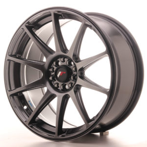 JR Wheels JR11 18x8,5 ET35 5x100/108 Dark Hyper Black