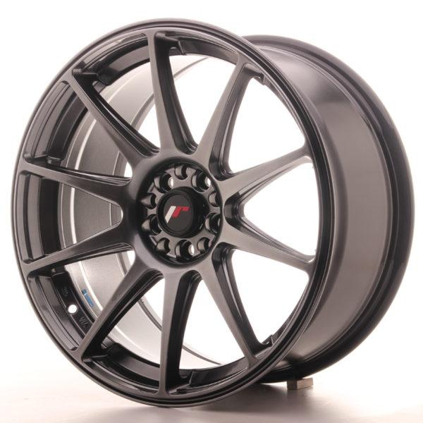 JR Wheels JR11 18x8,5 ET35 5x100/108 Dark Hyper Black