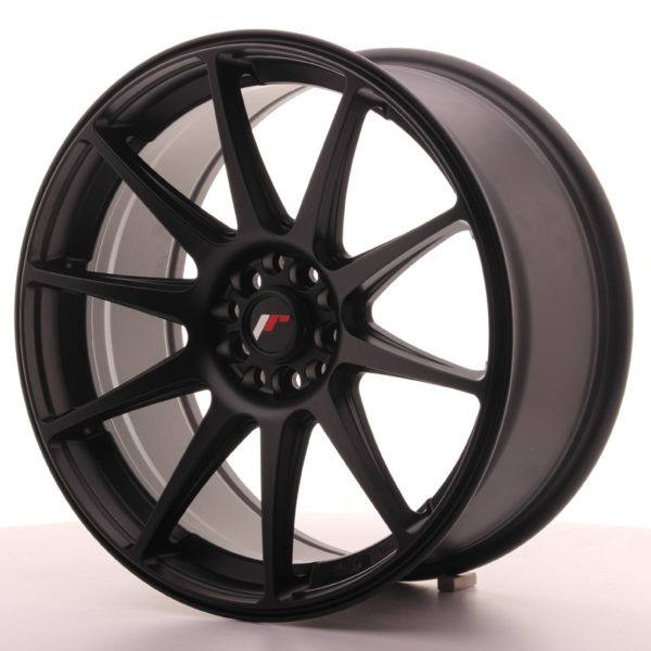 JR Wheels JR11 18x8,5 ET35 5x100/108 Flat Black