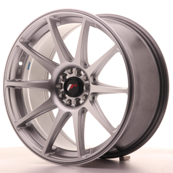 JR Wheels JR11 18x8,5 ET35 5x100/108 Hyper Silver