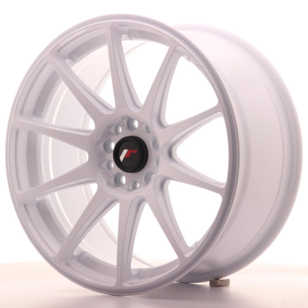 JR Wheels JR11 18x8,5 ET35 5x100/120 White
