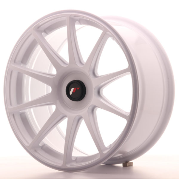 JR Wheels JR11 18x8,5 ET35-40 BLANK White