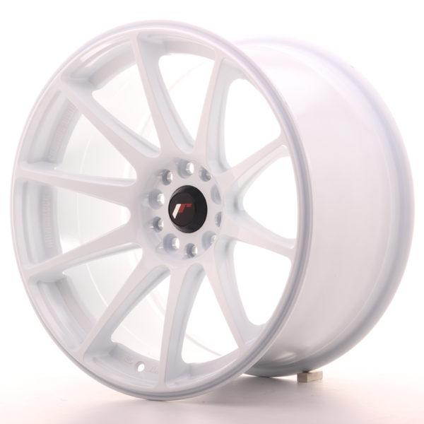 JR Wheels JR11 18x9,5 ET22 5x114/120 White