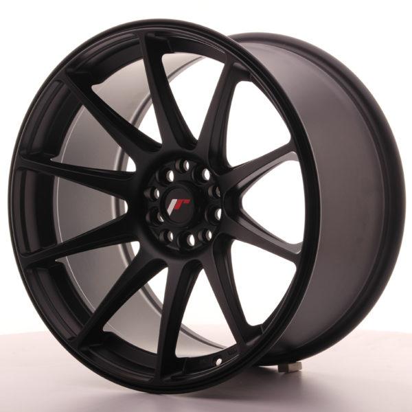 JR Wheels JR11 18x9,5 ET30 5x100/108 Flat Black