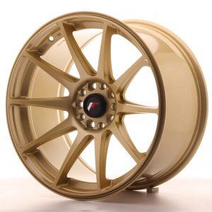 JR Wheels JR11 18x9,5 ET30 5x100/108 Gold