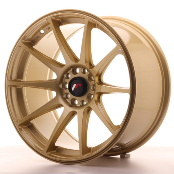 JR Wheels JR11 18x9,5 ET30 5x100/108 Gold