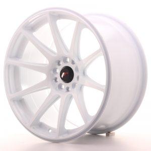 JR Wheels JR11 18x9,5 ET30 5x100/120 White