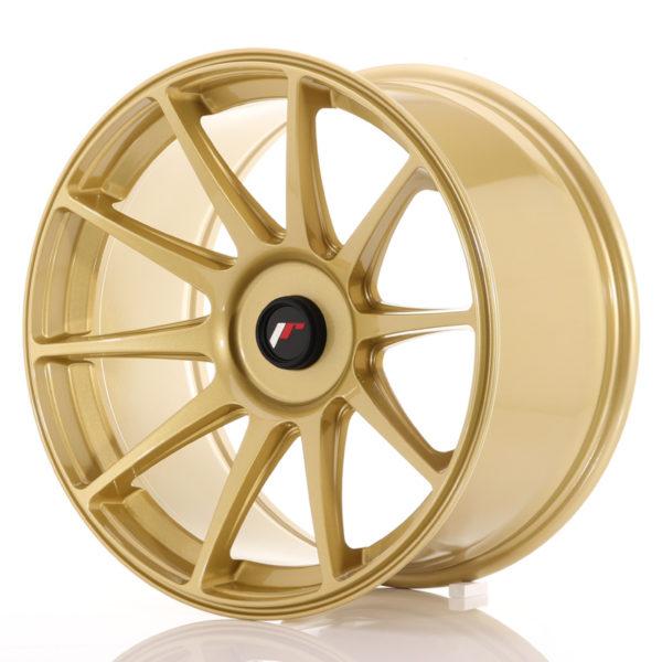 JR Wheels JR11 18x9,5 ET20-30 BLANK Gold