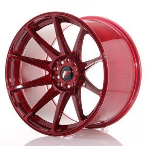 JR Wheels JR11 19x11 ET25 5x114/120 Platinum Red