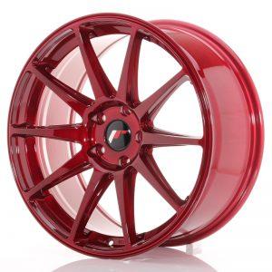 JR Wheels JR11 19x8,5 ET35 5x120 Platinum Red