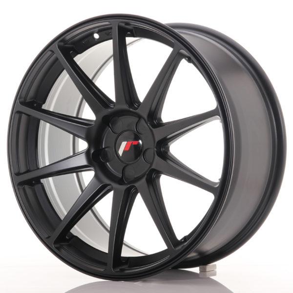 JR Wheels JR11 19x8,5 ET35-43 5H BLANK Matt Black