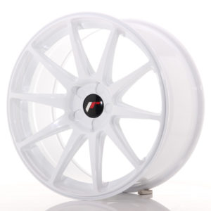 JR Wheels JR11 19x8,5 ET35-43 5H BLANK White