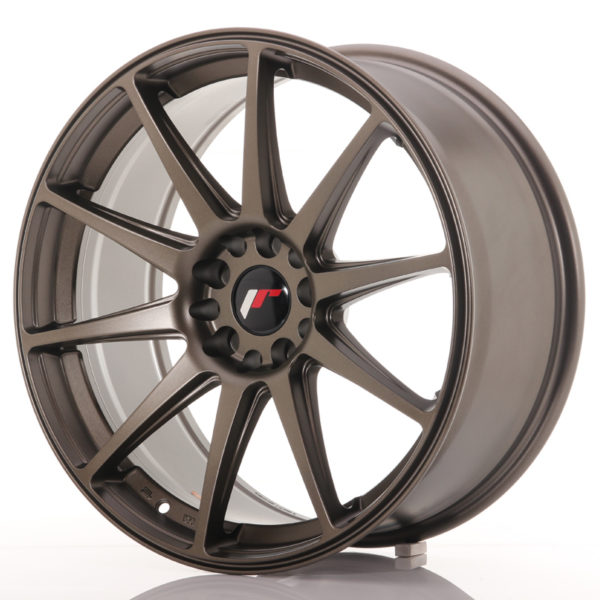 JR Wheels JR11 19x8,5 ET40 5x112/114,3 Bronze
