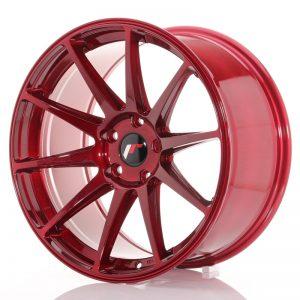 JR Wheels JR11 19x9,5 ET35 5x120 Platinum Red