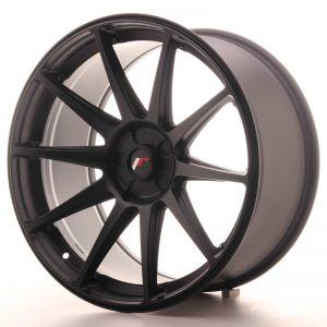JR Wheels JR11 19x9,5 ET22-35 5H BLANK Matt Black