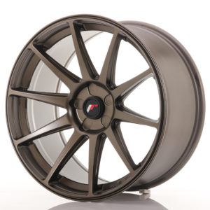 JR Wheels JR11 19x9,5 ET22-35 5H BLANK Bronze