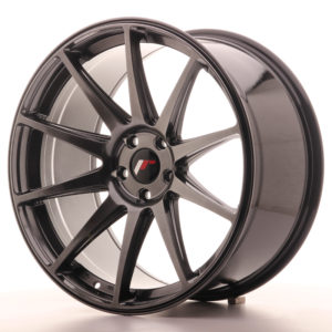 JR Wheels JR11 20x10 ET30 5x112 Hyper Black