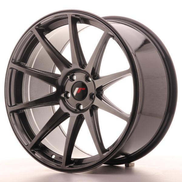 JR Wheels JR11 20x10 ET30 5x112 Hyper Black