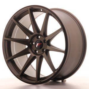 JR Wheels JR11 20x10 ET40 5x112 Matt Bronze