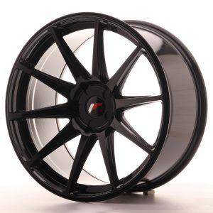 JR Wheels JR11 20x10 ET20-40 5H BLANK Gloss Black