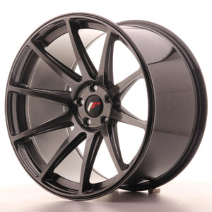 JR Wheels JR11 20x11 ET20 5x120 Hyper Black