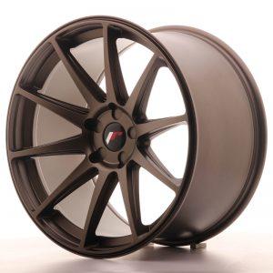 JR Wheels JR11 20x11 ET30-52 5H BLANK Matt Bronze