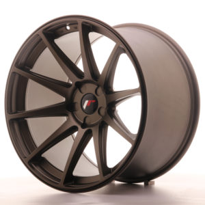 JR Wheels JR11 20x12 ET20-42 5H BLANK Matt Bronze