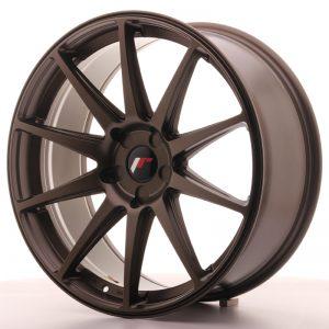 JR Wheels JR11 20x8,5 ET20-35 5H BLANK Matt Bronze