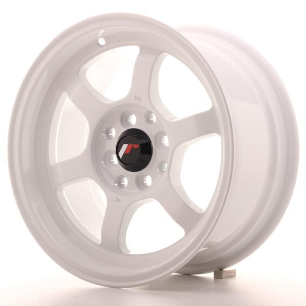 JR Wheels JR12 15x7,5 ET26 4x100/114 White
