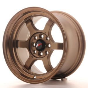 JR Wheels JR12 15x8,5 ET13 4x100/114 Dark Anodized Bronze