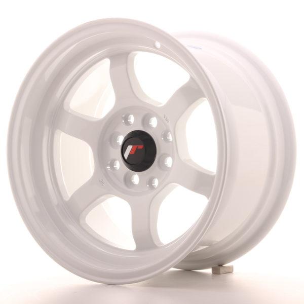 JR Wheels JR12 15x8,5 ET13 4x100/114 White