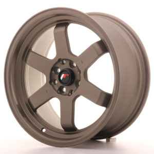 JR Wheels JR12 17x8 ET33 5x100/114 Matt Bronze