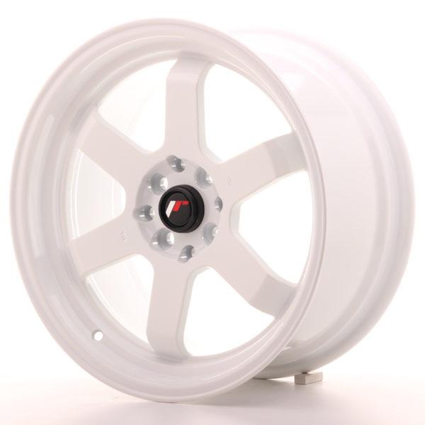 JR Wheels JR12 17x8 ET33 5x100/114 White