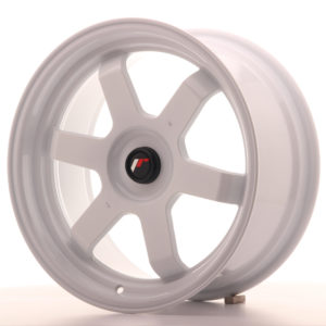 JR Wheels JR12 17x8 ET35 BLANK White