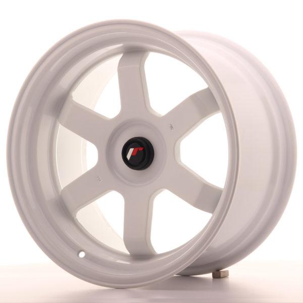 JR Wheels JR12 17x9 ET25 BLANK White