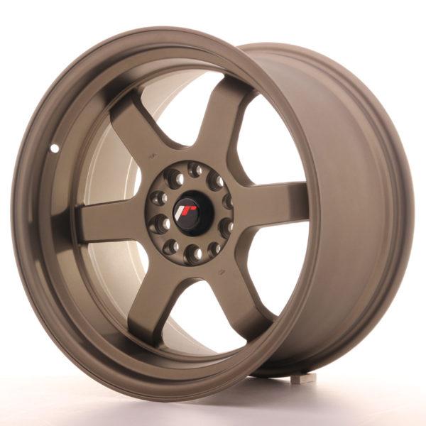 JR Wheels JR12 18x10 ET0 5x114,3/120 Matt Bronze