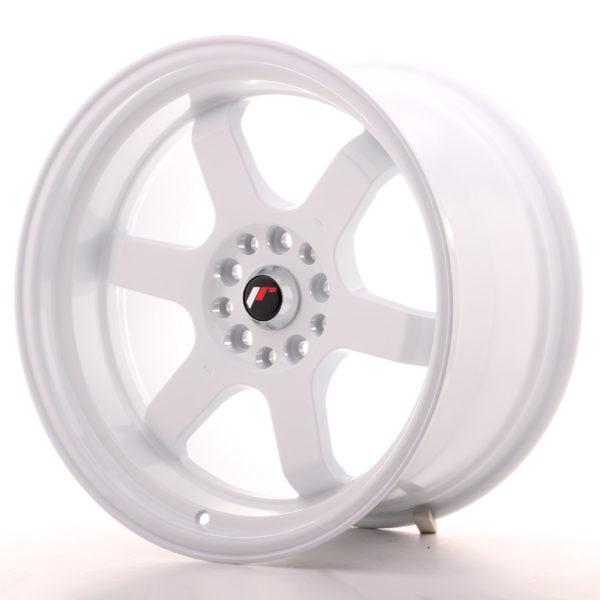 JR Wheels JR12 18x10 ET20 5x114/120 White